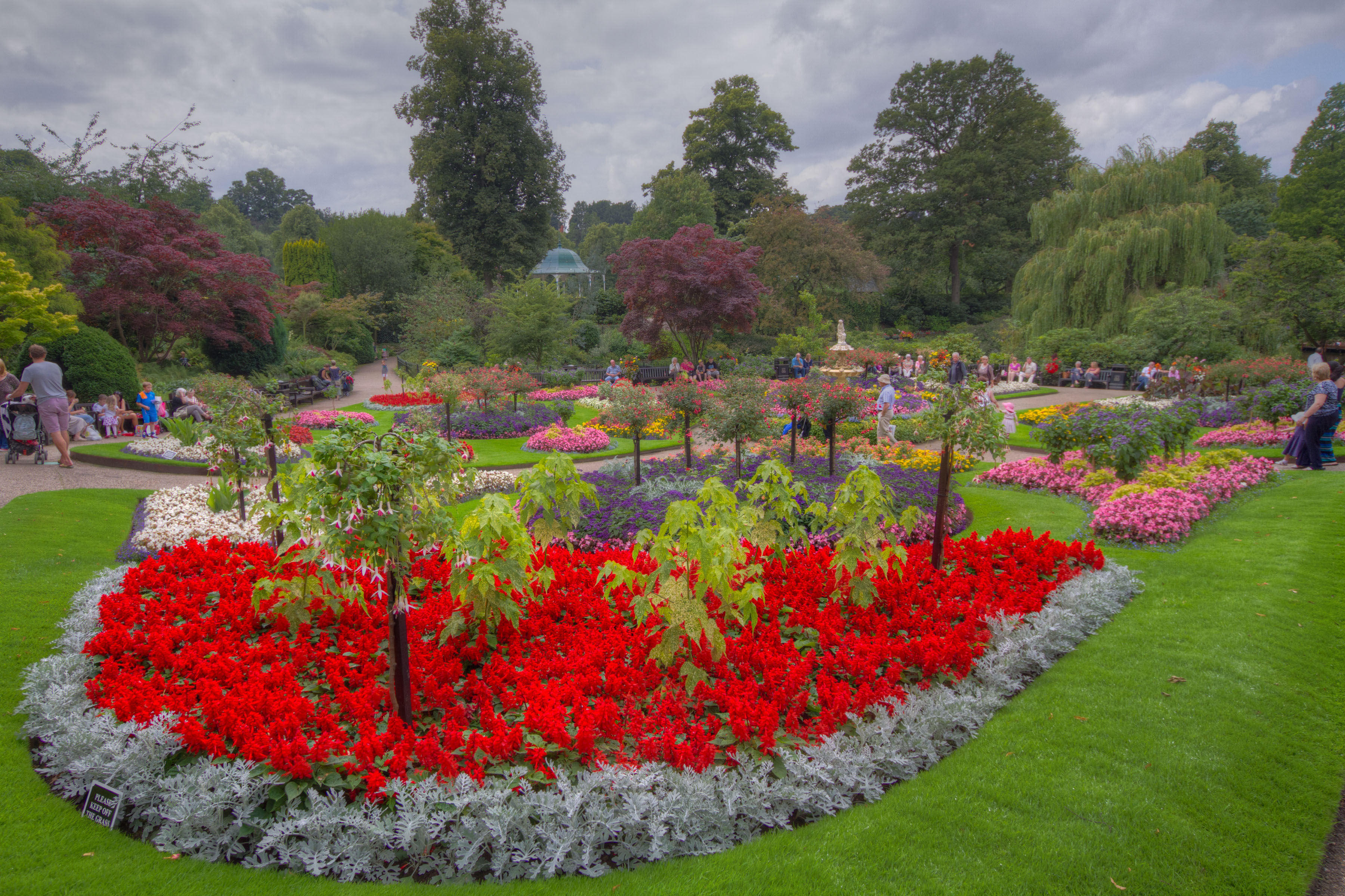 Shrewsbury Britain in Bloom