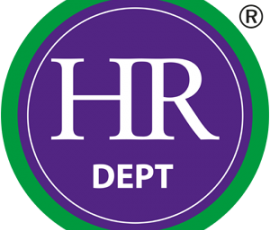 The HR Dept Shropshire logo