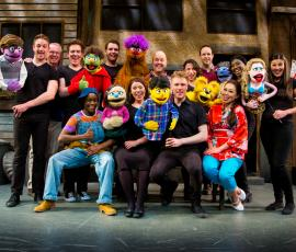 Avenue Q at Theatre Severn