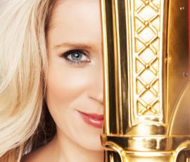 International Harpist's personal Journey arrives at Theatre Severn
