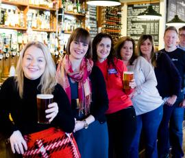 Pubs and bars in Shrewsbury will roll out a special welcome to promote the best of Shropshire beer when they take part in the Shrewsbury Ale Trail. Beer enthusiasts and others keen to learn can sample a range of tastes and enjoy the town's hospitality when the Shrewsbury Real Ale Trail event runs from Friday 17 June to Sunday 26 June. It has been organised alongside the Shrewsbury Food Festival taking place at Quarry Park on 25-26 June to encourage people to explore what the town has to offer across its div