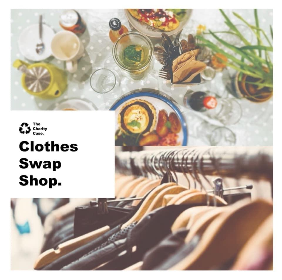 The Charity Case: Clothes Swap Shop