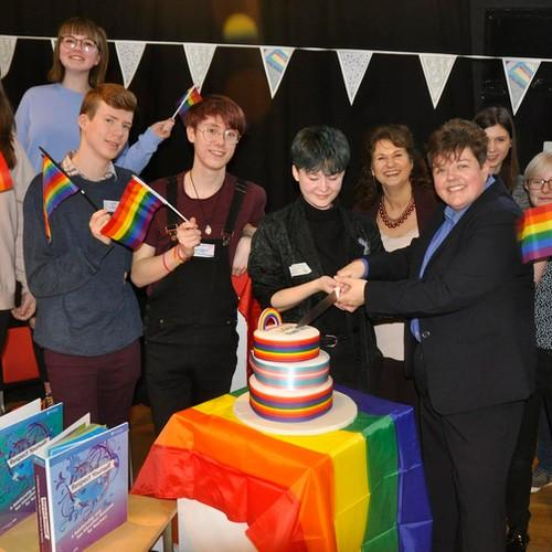 Know Our History, Make Our Future - LGBT Youth/School Event