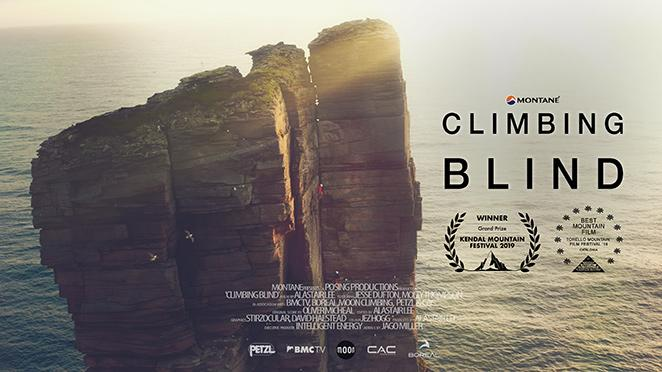 Brit Rock: Climbing Blind