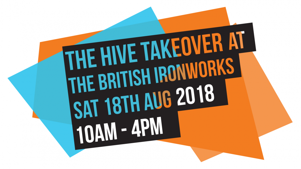 The Hive Takeover at The British Ironworks