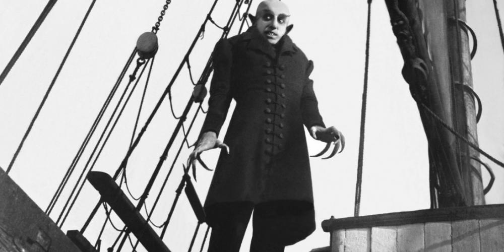 Nosferatu - Chanting and Ghouling