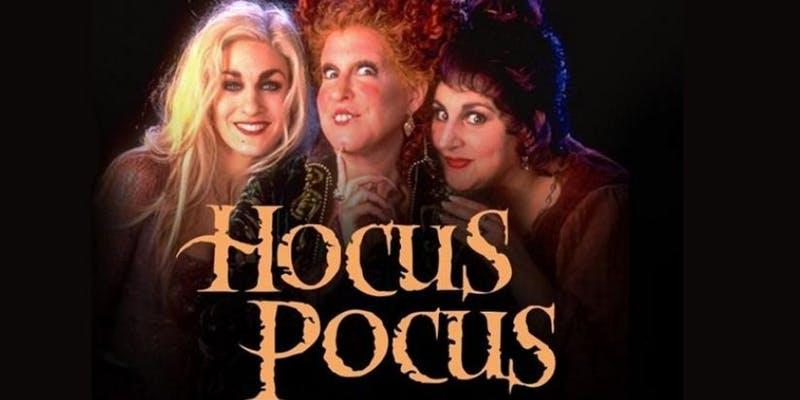 Friday Night Films & Cats - Hocus Pocus (PG)