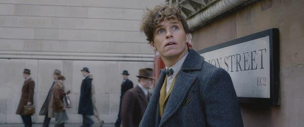 Fantastic Beasts: The Crimes of Grindlwald