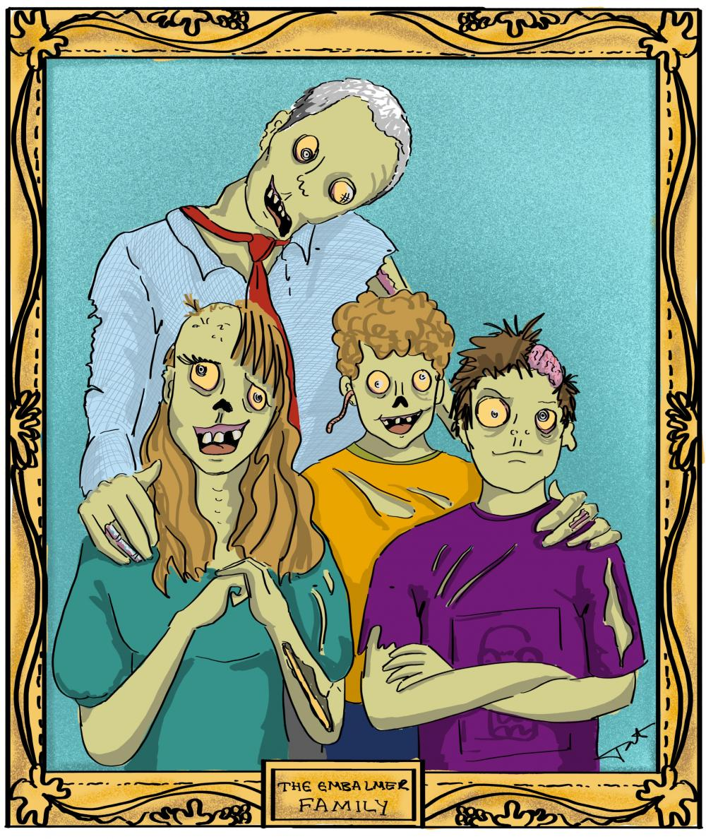My Family and other Zombies
