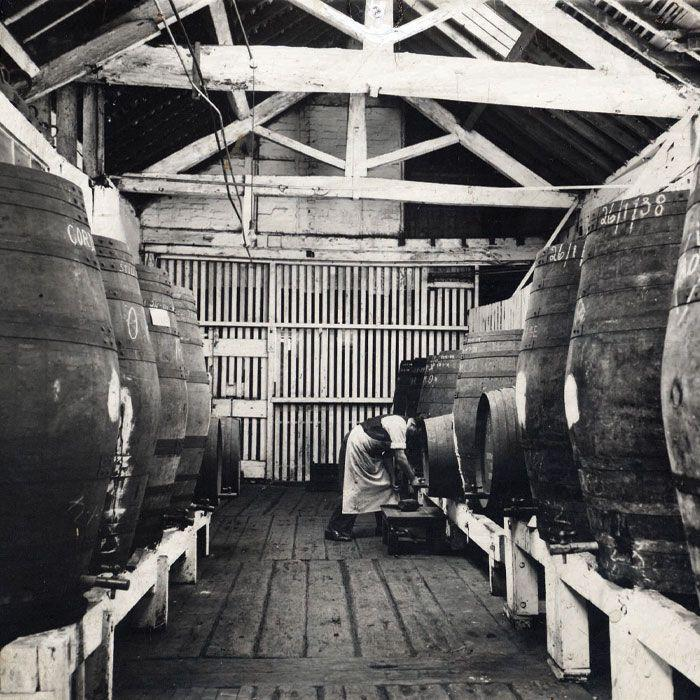 Tanners Guided Cellar Tour