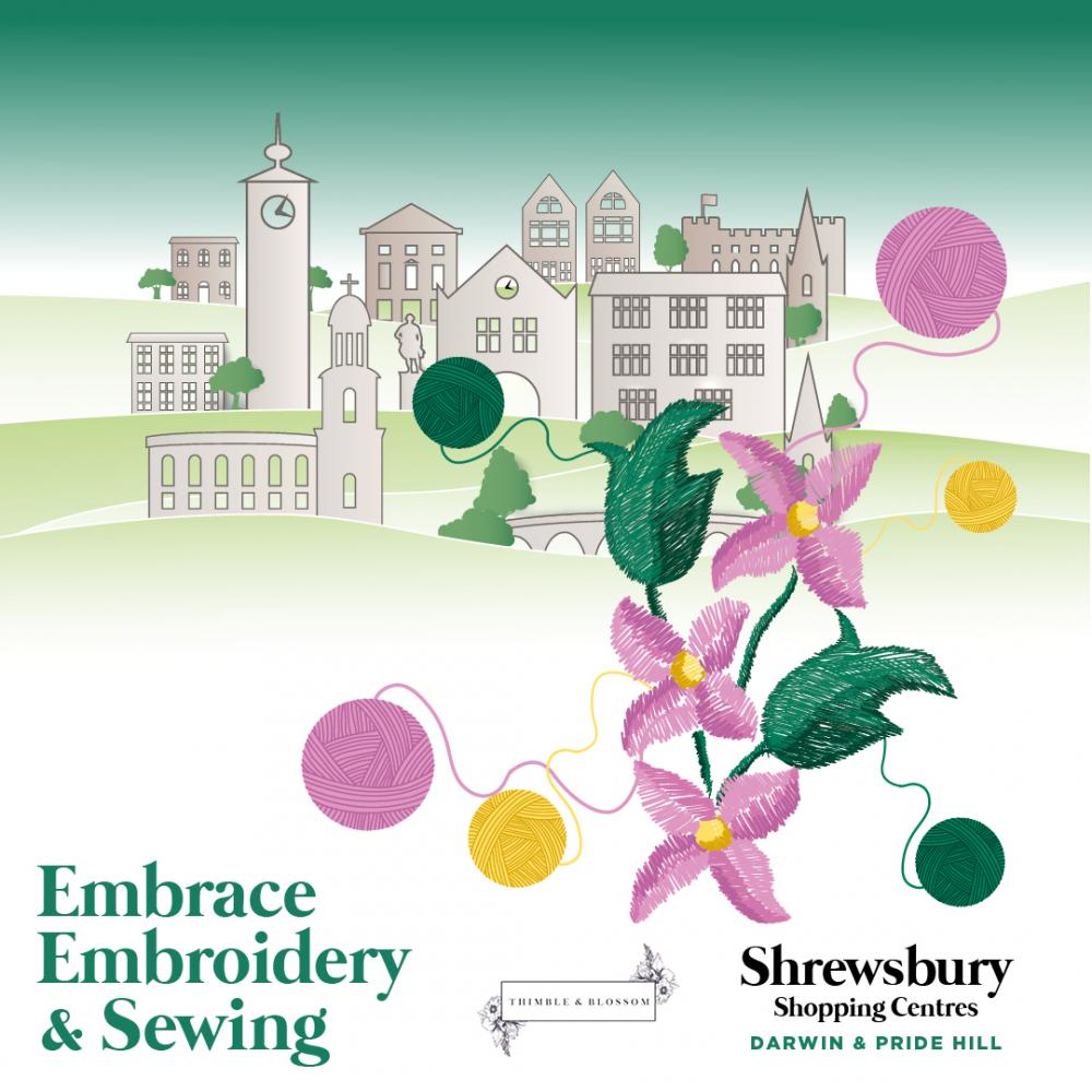 Embrace Embroidery and Sewing