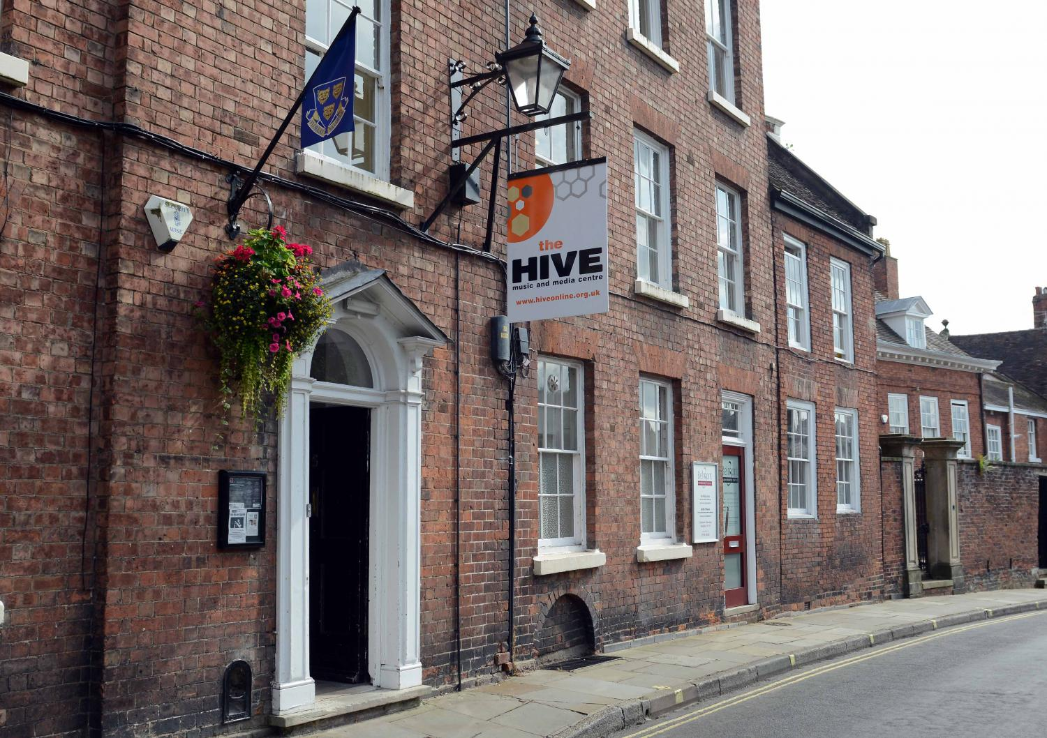 The Hive, Belmont Street