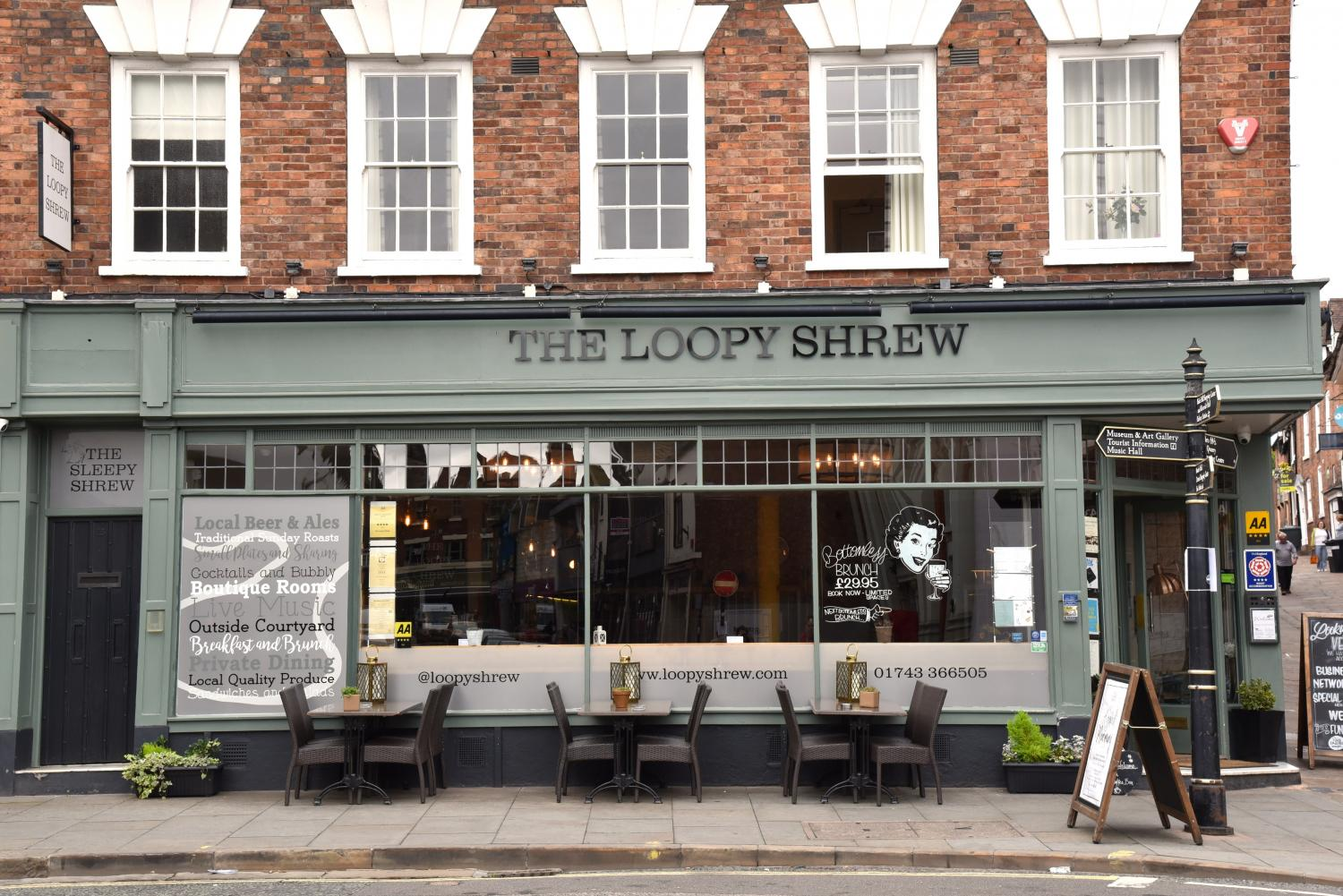 Loopy Shrew Shrewsbury