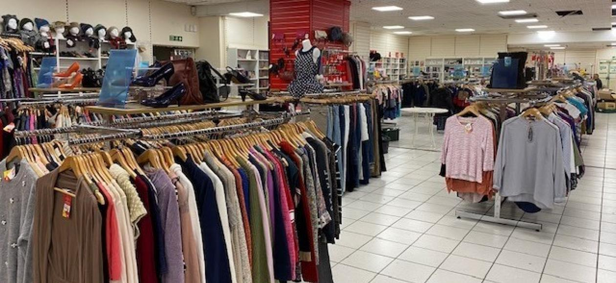 Midlands Air Ambulance Charity Shop