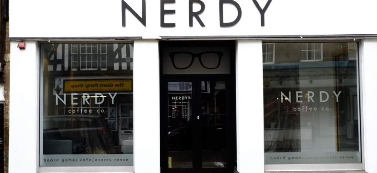 Nerdy Coffee Co