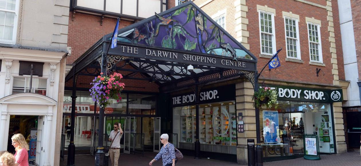 Charles Darwin Shopping Centre