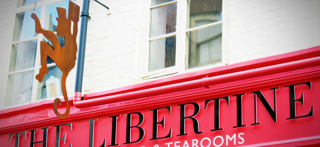The Libertine Cocktail Bar and Tearoom