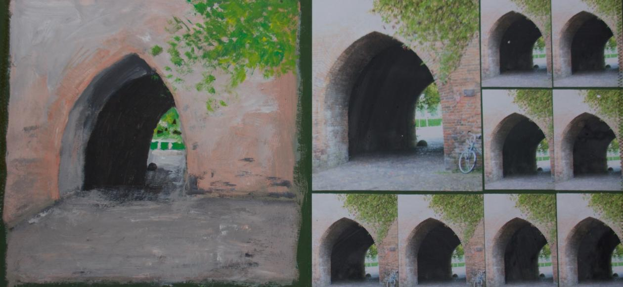 Jet Rotmans; A Tale of Two Cities - Shrewsbury and Zutphen