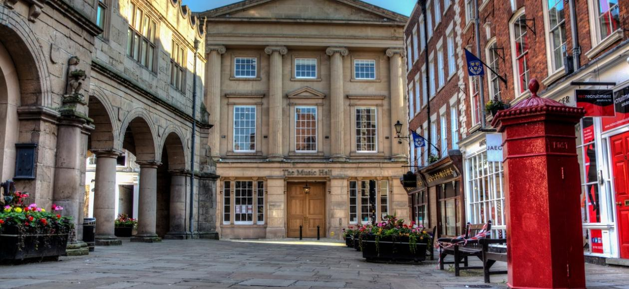 Shrewsbury Museum and Art Gallery, things to do in Shropshire