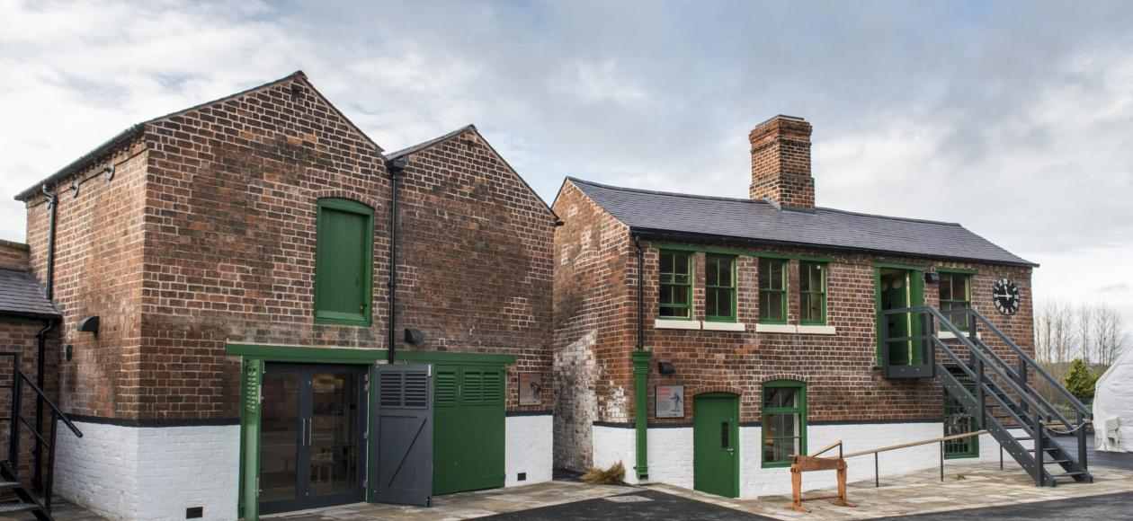 Flaxmill Maltings Visitor Centre