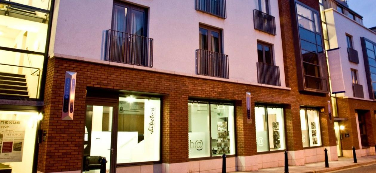 Base Architects Shrewsbury Office
