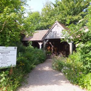 The Cut Visitor Centre, Shropshire Wildlife Trust