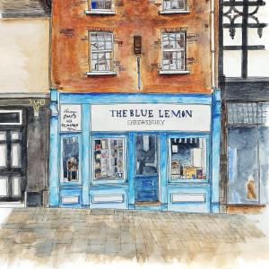 The Blue Lemon Shrewsbury