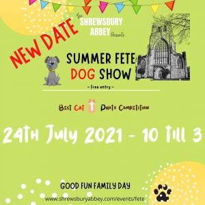 Summer Fete and Dog Show