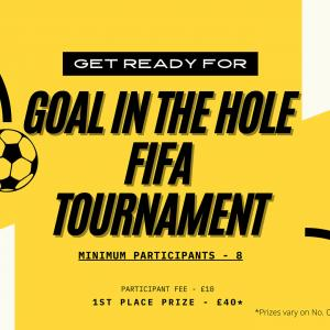Goal in the Hole - Fifa tournament