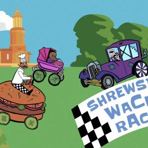 Shrewsbury Wacky Races