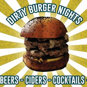 Dirty Burger Night
