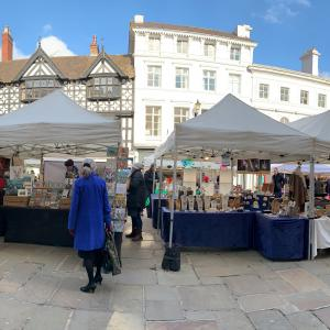 Made in Shropshire: Fair in the Square