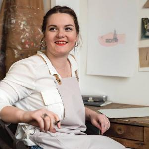 Introduction to Modern Calligraphy with Daisy Pooley-Tolkein