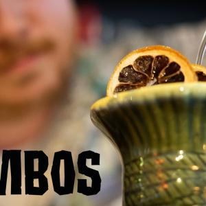 Cocktail Competition at BOMBOS
