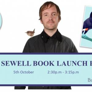 Matt Sewell: Atlas of Amazing Birds book launch