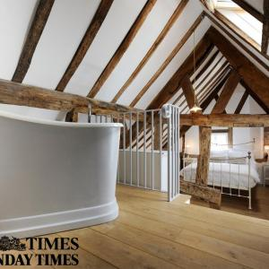 The Times Cool Hotel Guide highlights Shrewsbury's Lion & Pheasant