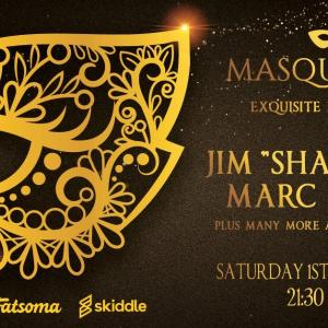 "Masquerade - Exquisite House ft. Jim ""Shaft"" Ryan & Marc Spence"