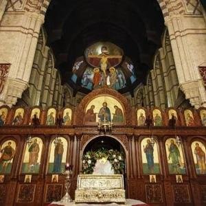 Heritage Open Days - The Greek Orthodox Church of the Holy Fathers of Nicea