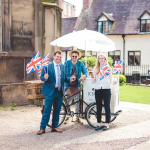 Shrewsbury BID hosts Royal Wedding celebrations