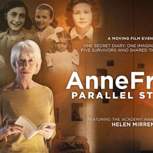 ANNE FRANK: PARALLEL STORIES (PG)