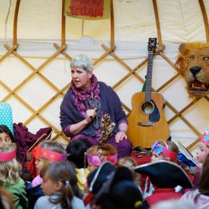 Shrewsbury Children's Bookfest