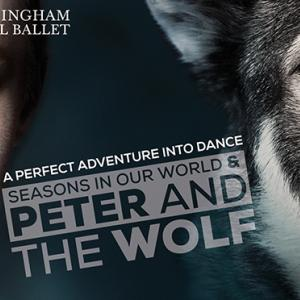 Birmingham Royal Ballet: Peter and the Wolf