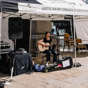 Shrewsbury's Open Live Music
