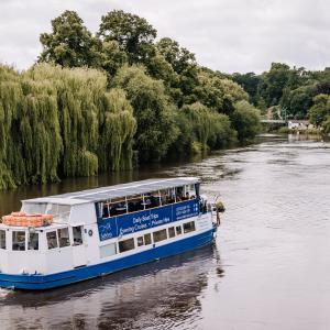 Riverboat Tours of Shrewsbury
