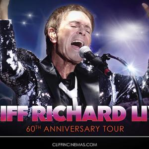 Cliff Richard Live: 60th Anniversary Tour (As Live 12A)