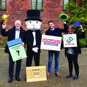 Have your say - which of our wonderful buildings should be on the new Shrewsbury Monopoly board?