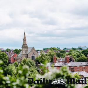 10 out of 10 for Shrewsbury staycation from the Daily Mail