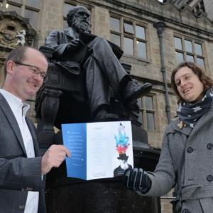 Countdown as DarwIN Shrewsbury Festival continues to evolve