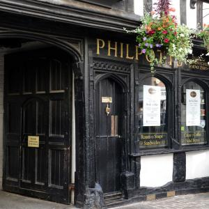 Philpotts Shrewsbury