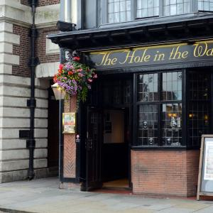 The Hole in the Wall Shrewsbury